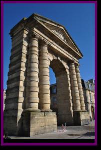 La porte d'Aquitaine
